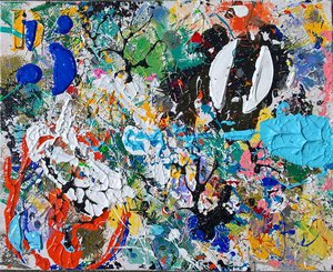 art abstrait contemporain bretagne